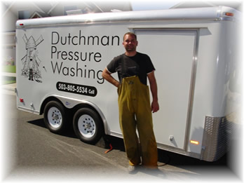 Dutchman Pressure Washing